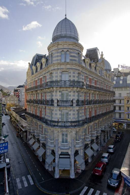 Grand Hotel Moderne, Lourdes, France, discount travel in Lourdes